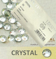 Wholesale Nail Art Rhinestones ss4 mm Crystal Clear Color Bag Silver Foil Back Crystal hotsale
