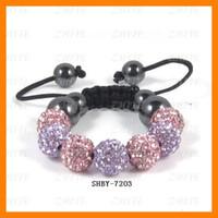 Unisex baby crystal bracelets - Colorful Baby Crystal Bracelets