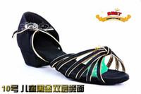 PU ballroom shoes children - children s dance shoes Latin shoes children shoes