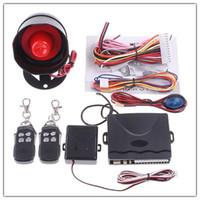 Wholesale Car Alarm System Way Car Alarm Protection System Remote Control EB706