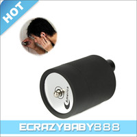 Wholesale Cylinder Next Door Audio Wiretap Listening Device Fold Ear Amplifier Wall Door Eavesdropping Spy Bug