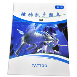 Wholesale New Tattoo Books Flash Tattoo Manuscript A4 Size