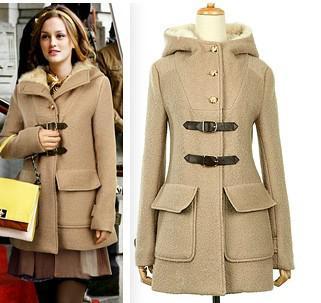 2014 New Monde Slim Women's Coats Women's Trench Coats Women's ...