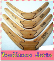 boomerang - Woodiness swing darts to implement back fly darts outdoor sports equipment creative gifts