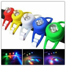 Bicycles Silicone LED Lights 10pcs EB710