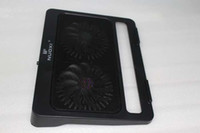 Wholesale Laptop Stand with Fans Laptop Cooling Stand with big fans Notebook Cooling Stand