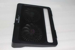 Laptop Stand with 2 Fans Laptop Cooling Stand with big fans Notebook Cooling Stand