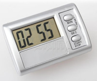 Wholesale Hot Selling Portable Superior Quality Easy Use LCD Electronic Timer Reminder Clock