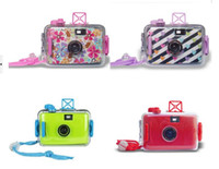 Wholesale 100pcs Fashion Waterproof LOMO Mini Camera Various Color Convenience
