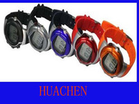 Wholesale Sport Pulse Heart Rate Monitor Calories Counter Fitness Wrist Watch