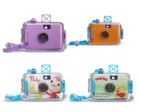 Wholesale New Arrival Fashion Waterproof LOMO Mini Camera Various Color Convenience EMS DHL