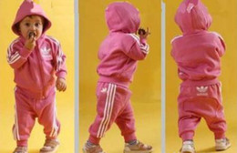 Wholesale New arrival Children clothing kids clothes fashion smart sport suit autumn baby suit B01247