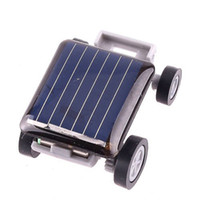 Wholesale The Smallest Solar Toy Car In The World Good gift for Children