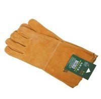 Wholesale Welding gloves industrial type wear leather