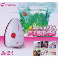 Wholesale Food Water Air Ozone Generator Ozonizer Sterilizer DHL Freeshipping Dropshipping Wholesa