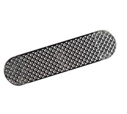 wholesale Free shipping NEW FRONT MESH EARPIECE SPEAKER COVER GRILL GUARD GAUZE STICKER for IPHONE 4