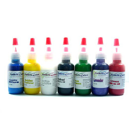 Wholesale Starbrite s Tattoo Ink Colors OZ Pigment ML Set For Body Tattoo Suooly Top