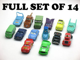 Wholesale Pixar Cars figures Mini PVC Action Figure Model Toys Dolls Classic Toys cm set