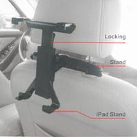 Wholesale New arrival Car Seat Back Mount Holder for Apple iPad iPad