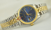 Wholesale 2014 High quality Ladies k Gold Stainless Steel Date Watch