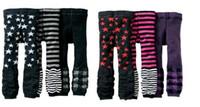 1-5years Multi-Color Girl nisssen baby pants shorts PP kids tight sock children leggings pants toddler trousers nine-cent pant
