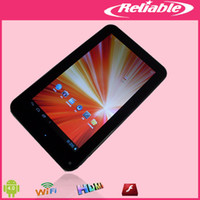Wholesale All New Table pc Android VIA8850 Cortex A9 GHZ MB GB Capacitive Multi Touch HDMI MID