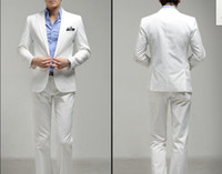Cheap Groom Tuxedos Best man Suit Wedding Groomsman Men Suits Bridegroom (Jacket+Pants+Tie+Vest) Good 07