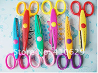 Wholesale Best DIY Cool Paper Craft Pattern Scissors