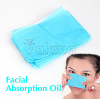 Wholesale Facial Paper Tissue Powerful Makeup Facial Paper Absorption Oil Control Blotting