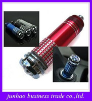Wholesale Creative Car Fresh Air Freshener Ionic Purifier Oxygen Bar Ozone Ionizer Cleaner Purification Device