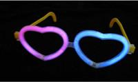 Wholesale Glo Flash sticks Dance Makeup Chrismas Party Decorate Colors varied