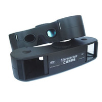 Cheap wholesale Fashion Computer PC Stereoscope stereo vision 3D Movie Digital Glasses SS-1 SB
