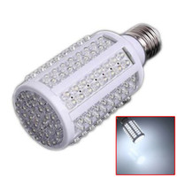 Wholesale New W E27 LM V V LED Corn Bulb Lamp White Degree LED Lighting Tubes