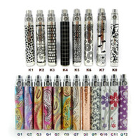 Cheap 10pcs colorful Battery for EGO-CE4 EGO-Q battery EGO-k battery EGO-LCD electronic Cigarette battery e cig battery
