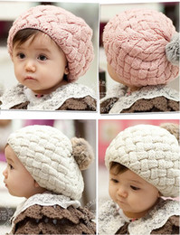 Children's hats Hot Selling 5 Pieces Lot New Fashion High Quality Design Baby Hat x'mas Baby Hats.