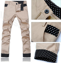 Wholesale 2012 New Korean Men pants Casual pants Pencil pants straight pant Trousers Harem pants