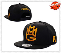 Wholesale Snapback Hats Maybach Music Group Snapbacks Adjustable MMG Caps Cool Best Black Hats Hot Sale
