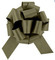 Wholesale quot dia x1 quot pull bow for gift wrap wedding amp Christmas Pull Bows Ribbon