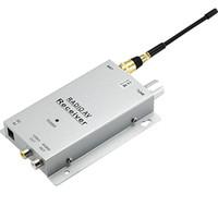 other Receiver Set  Pinhole 1.2GHz Wireless A V Spy Camera + Receiver Set & MIC