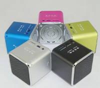 Wholesale Music Angel MD06 mini portable speaker TF card gift cheapest
