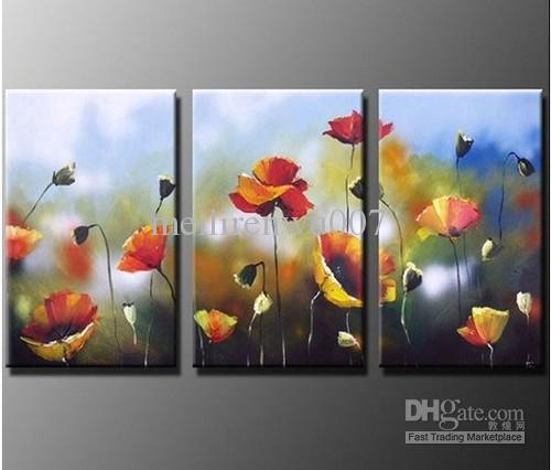 Modern Abstract Oil Painting on Canvas Art Group Oil Home ...
