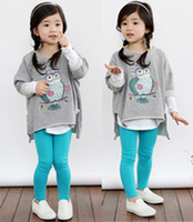 Wholesale Baby girls coats kids coats long sleeve girls coats jackets new overcoats of the Children