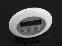 Wholesale White LCD Kitchen Cook Cooking Counter Clock Countdown Timer Alarm All In Stock
