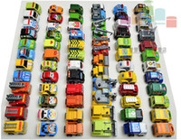 Wholesale MiNi Toys Pull Back Car toy mini car toys children back to power engineering car police car