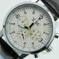 Fashion replicas watches - jaragar fashion designer brand watches men dive mechanical stainless white dial mens watch