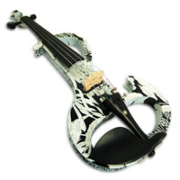 Wholesale Intermediate Electric Violin Color Violin Kinglos Visual Arts Violin DSZA