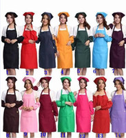 Wholesale 2012 New Cute Sexy Furnishing Kitchen Cooking Polyester APRON Colors Restaurant Attendant Aprons