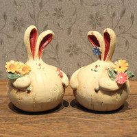 Wholesale Home Made Gift Ideas Home Interiors Decora Table Idea Simple Lovely Fat Garlic Rabbit G cm