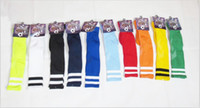 Wholesale Soccer Socks Football Socks Pair Mens Size Cotton Game Stockings Brand New Football Outfit