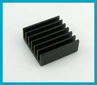 Free shipping (10pcs lot) Aluminum Heat Sink 15x14x6mm(L*W*H...